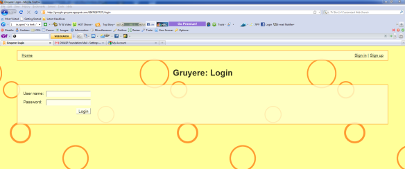 XSS with 02 script editor Defacement on Gruyere